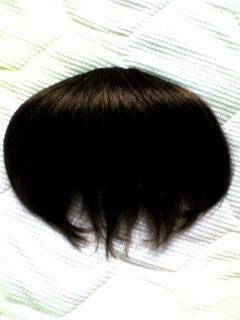 前髪ウィッグ